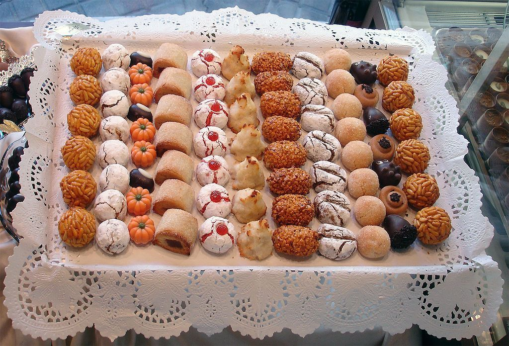 Panellets traditional Catalan sweets for Halloween in Barcelona - Barcelona Segway Tour Blog